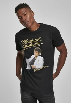 Mister Tee - MICHAEL JACKSON THRILLER  - T-Shirt print - black
