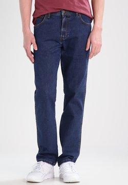 Wrangler - TEXAS STRETCH - Jeans a sigaretta - darkstone