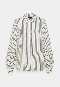 Mother of Pearl - Skjorta - navy/white stripe