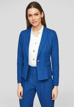 s.Oliver BLACK LABEL - Blazer - ocean sky blue