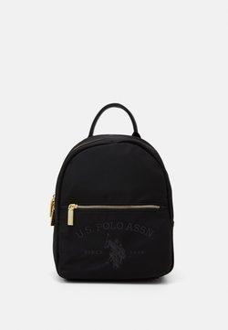 U.S. Polo Assn. - SPRINGFIELD NYLON/PU BLACK - Reppu - black