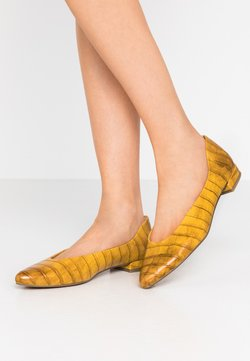 Marco Tozzi - Ballet pumps - saffron