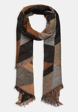 Even&Odd - Schal - copper/black/grey