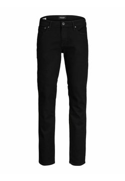 Jack & Jones - CLARK  - Straight leg -farkut - black denim