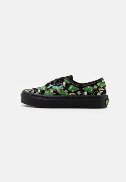 Vans - THE SIMPSONS AUTHENTIC - Sneakers basse - black/multicolor