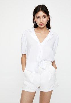 PULL&BEAR - Skjorta - white