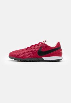 Nike Performance - TIEMPO LEGEND 8 ACADEMY TF - Astro turf trainers - cardinal red/black/crimson tint/white