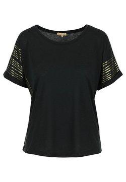 A ka so - SHASHA BANGL - T-Shirt print - charcoal