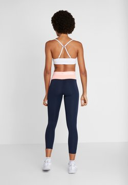 New Balance - RELENTLESS GRAPHIC HIGH RISE 7/8 - Tights - eclipse
