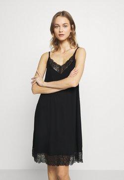 Hanro - WANDA DRESS - Nightie - black