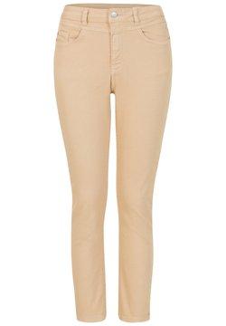 Miss E - Slim fit jeans - beige