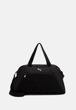 Puma - PUMA X ZALANDO X PAMELA REIF GRIP BAG - Sporttasche - black