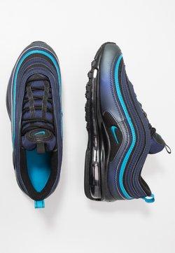 Nike Sportswear - AIR MAX 97 SE - Sneakers laag - blackened blue/laser blue/black