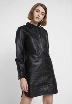 Object - Korte jurk - black
