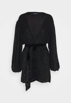 retrofête - GABRIELLE ROBE - Cocktail dress / Party dress - black