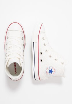 Converse - CHUCK TAYLOR ALL STAR LITTLE MISS CHUCK - Baskets montantes - white/garnet/midnight navy