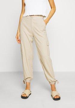 Tommy Jeans - CARGO - Pantalones cargo - soft beige