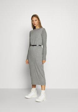 Esprit Collection - DRESS - Jumper dress - gunmetal