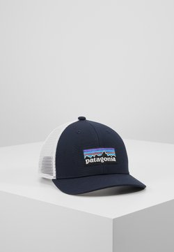Patagonia - TRUCKER HAT - Lippalakki - navy blue/white