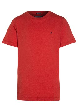 Tommy Hilfiger - BOYS BASIC  - T-Shirt basic - apple red heather