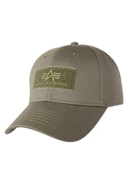 Alpha Industries - Cap - dark green