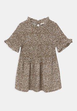 Name it - NKFDORAR - T-shirt print - brown