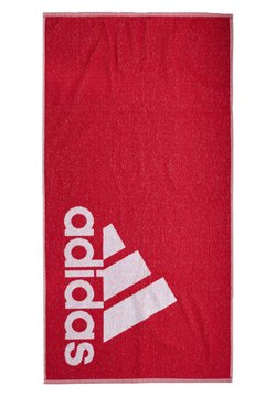 adidas Performance - ADIDAS TOWEL SMALL - Handtuch - red