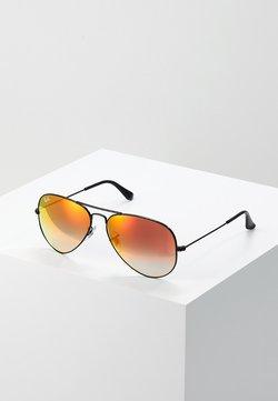 Ray-Ban - AVIATOR - Sonnenbrille - mirror gradient redcrystal standard