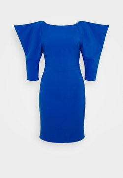 Trendyol - Vestido de cóctel - royal blue