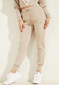 Guess - Pantaloni sportivi - beige