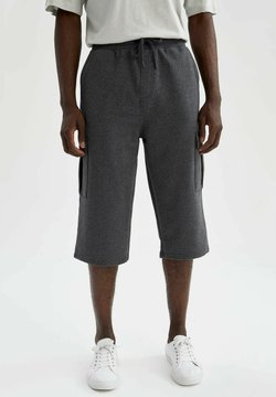 DeFacto - Pantaloni cargo - anthracite