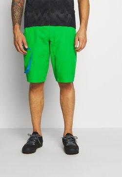 Vaude - ME QIMSA SHORTS - kurze Sporthose - apple green