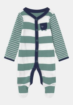 Carter's - STRIPE - Strampler - green