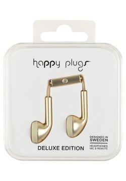 Happy Plugs - Høretelefoner - champagne