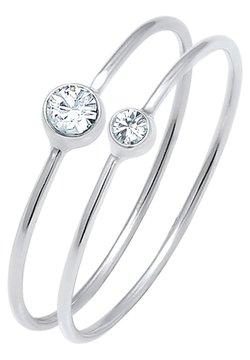 Elli - 2PACK - Ring - white