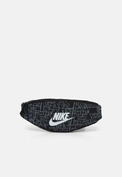 Nike Sportswear - HERITAGE UNISEX - Heuptas - black/white