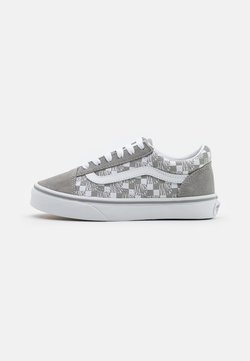 Vans - OLD SKOOL UNISEX - Sneakersy niskie - drizzle/true white