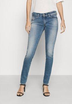 Diesel - SLANDY LOW - Jeans Skinny - indigo
