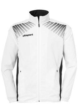 Uhlsport - Laufjacke - weiß / schwarz