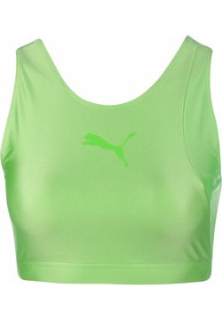 Puma - Sport BH - summer green
