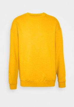 YOURTURN - UNISEX - Sweatshirt - yellow
