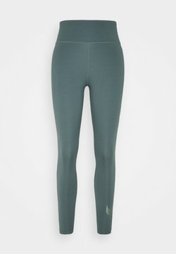 Nike Performance - NIKE ONE 7/8 - Tights - hasta/white