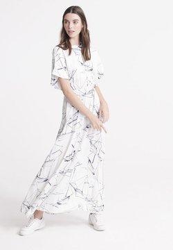 Superdry - EDIT  - Maxi dress - white print