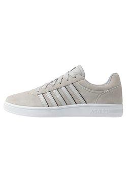 K-SWISS - COURT CHESWICK - Sneaker low - vapor blue/black/white