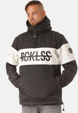 Young and Reckless - OVER ANORAK - Windbreaker - black