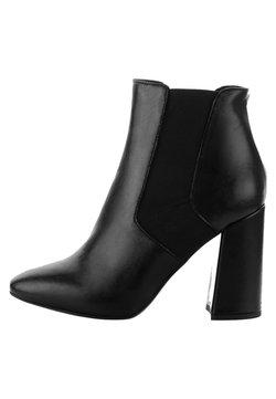 PRIMA MODA - PIERIS - High Heel Stiefelette - black