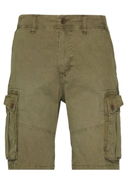 American Eagle - CLASSIC CARGO - Shorts - washed olive