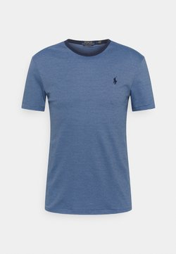 Polo Ralph Lauren - SHORT SLEEVE - T-Shirt print - cabana blue/french navy