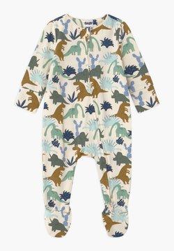 Cotton On - THE LONG SLEEVE ZIP  - Pijama de bebé - dark vanilla