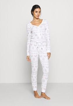 Anna Field - Pyjama - white